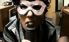 Masked Wife Enjoying a BBC