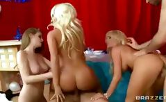 Big Tits At School  FAYE REAGAN, JACKY JOY  TASHA REIGN