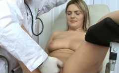 Horny Doctor Humps The Plump Twat