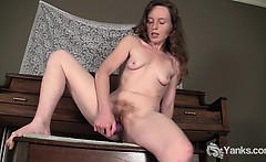 Lusty Ana Fuck Dildo For Orgasm