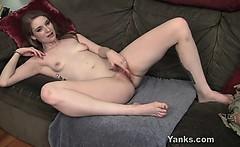 Sexy Amateur Ela Masturbating Her Tiny Pussy