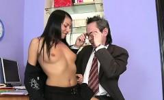Tricky Teacher Seducing Adorable Student