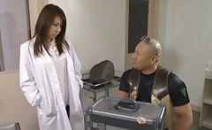 Asami Ogawa Hot Asian chick vs tentacles