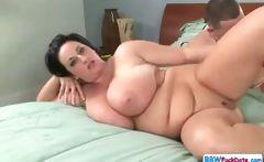 BBW Nasty Cougar Fucking Young Guy