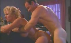 Mike Horner gets it on with a classy blonde with awesome tits