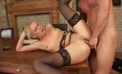 German Milf Anal