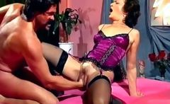 Mature couple enjoy in hot and deep