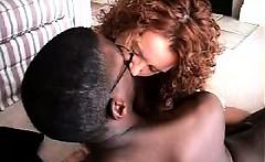 Sweet mature amateur housewife sexy interracial cuckold love